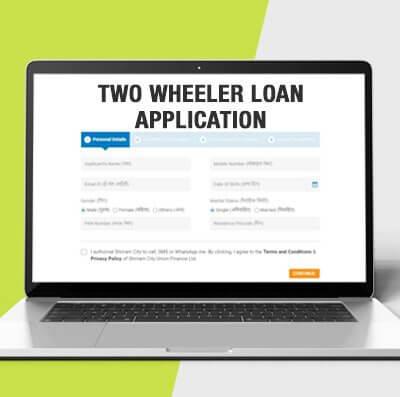 How to Apply Two Wheeler Loan Online in Shriram City Union Finance
